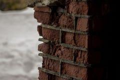 Walls at  Karela fortress stock photos