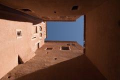 Kasbah of Tifoultoute, Ouarzazate, Morocco royalty free stock photo