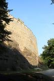 Walls of Kokorin castle Stock Images