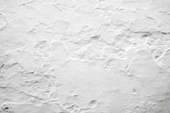 Walls with lime whitewashed background texture Royalty Free Stock Images
