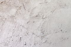 Walls are not plastered. Stock Images