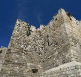 Walls Of Jerusalem Royalty Free Stock Photos