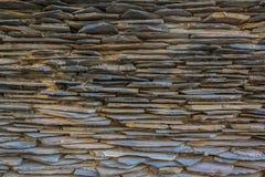 Walls. Old but beautiful granite walls royalty free stock photo