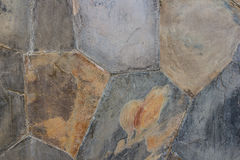 Walls. Old but beautiful marble walls Stock Images