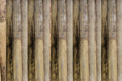 Walls of the old wooden fence. Stock Image