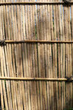 Walls of the old wooden fence. Royalty Free Stock Photo