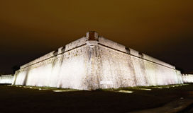 Walls of Pamplona Royalty Free Stock Photography