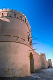 Walls of the Rayen Castle Royalty Free Stock Photos