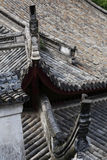 The walls and roof Royalty Free Stock Photos