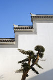 Walls and roofs Royalty Free Stock Image