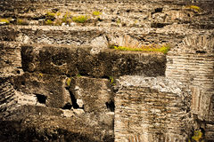 Walls in ruin Royalty Free Stock Image