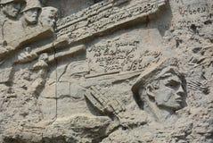 Walls-ruins Stock Photography