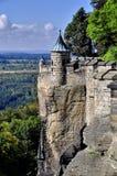 Walls strength Königstein Royalty Free Stock Image