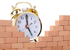 Walls of time Royalty Free Stock Images