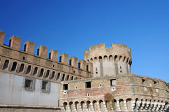 Walls and tower Stock Photography