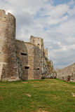 The walls and towers Stock Image