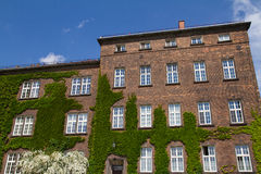 Walls of the Wavel Castle Stock Images
