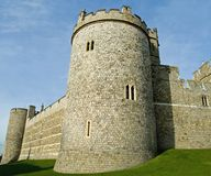 Walls of Windsor Royalty Free Stock Image
