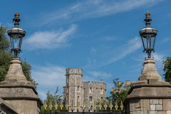 Walls of Windsor Castle, WIndsor,England Royalty Free Stock Photography