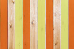 The walls of wood. colorful backgroun Royalty Free Stock Images