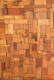 Walls wooden Royalty Free Stock Image