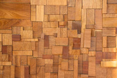 Walls wooden Stock Images