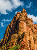 Walls of Zion Stock Photography