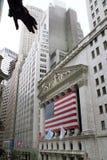 wallstreet york США штока обменом новое Стоковая Фотография
