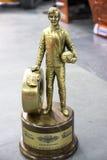 Wally trophy stock photos