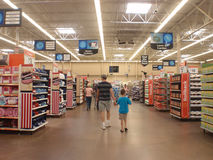 Walmart Royalty Free Stock Photos