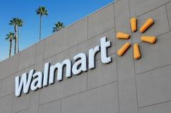 Walmart Images stock