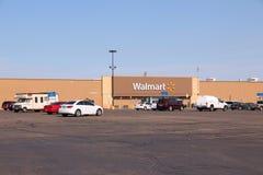 Walmart Arkivbild