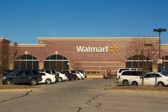 Walmart Imágenes de archivo libres de regalías