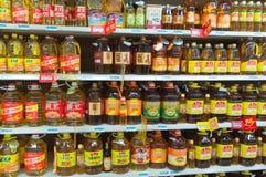 Walmart en Zhongshan China Fotos de archivo