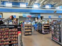 Walmart Stock Image