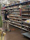 Walmart tomate Royaltyfri Bild
