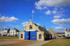 Walmer镇肯特英国 免版税图库摄影