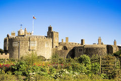 Walmer castle Royalty Free Stock Image