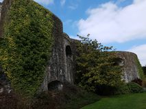 Walmer Castle at Kent, England, UK. Architecture, historical royalty free stock photography