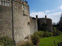 Walmer Castle at Kent, England, UK. Architecture, historical stock photo