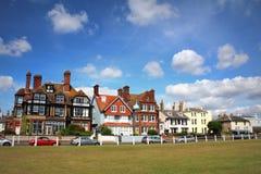 Walmer nadbrzeże Kent Anglia obrazy stock