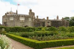 Walmer slott, Kent, England Arkivbild