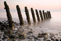 The Walney Fingers Royalty Free Stock Images