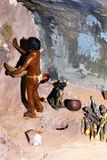 Walnuss-Schlucht Stockfoto