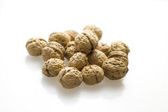 Walnut. Nutrients: Contemporary natural therapies recommended by a master Morrison cardiac foods have walnut. It is measured per 100 grams of walnuts, containing Stock Photography
