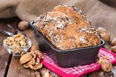 Walnut Bread Royalty Free Stock Photos