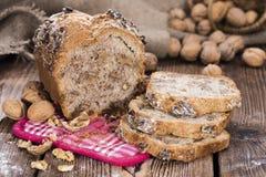 Walnut Bread Royalty Free Stock Photography