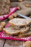 Walnut Bread Stock Photography
