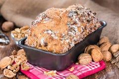Walnut Bread Stock Photos