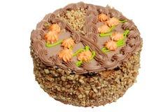 Walnut cake Stock Images